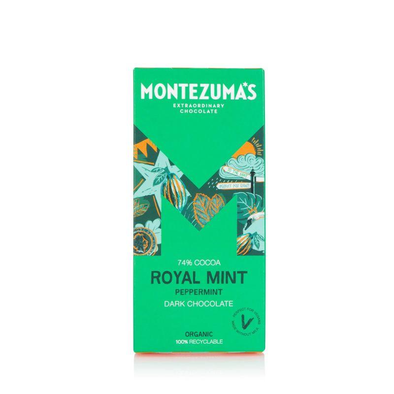 Montezuma's Royal Mint 90g Chocolate