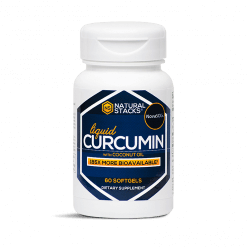 Natural Stacks Curcumin with Coconut Oil