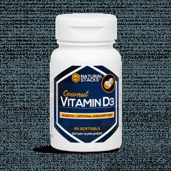 Natural Stacks Vitamin D3