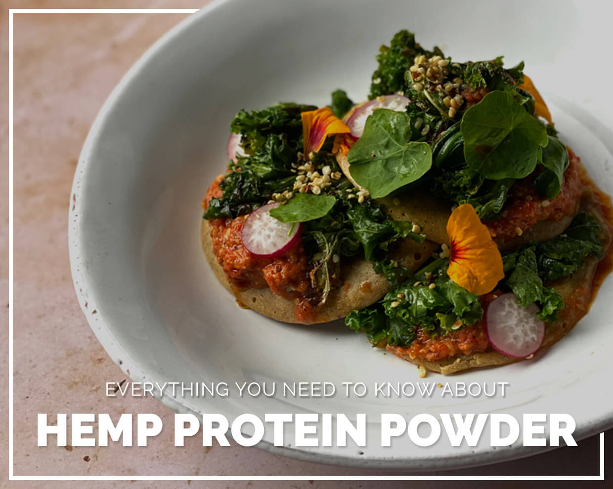 Everything you need to know about hemp protein powder